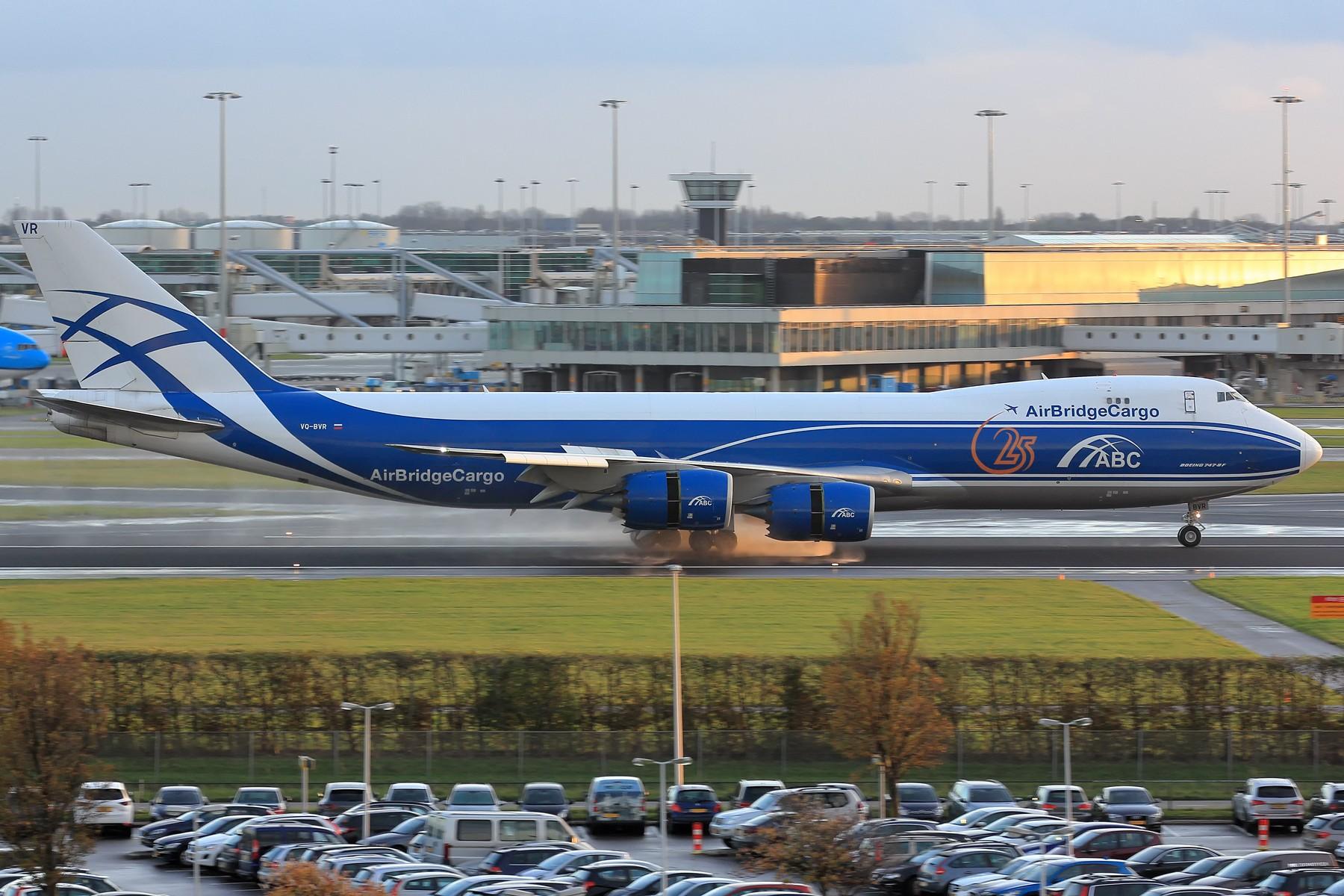 Re:[原创]【AMS】伪塔台视角吹水几张 1800大图 BOEING 747-8F VQ-BVR 荷兰阿姆斯特丹史基浦机场