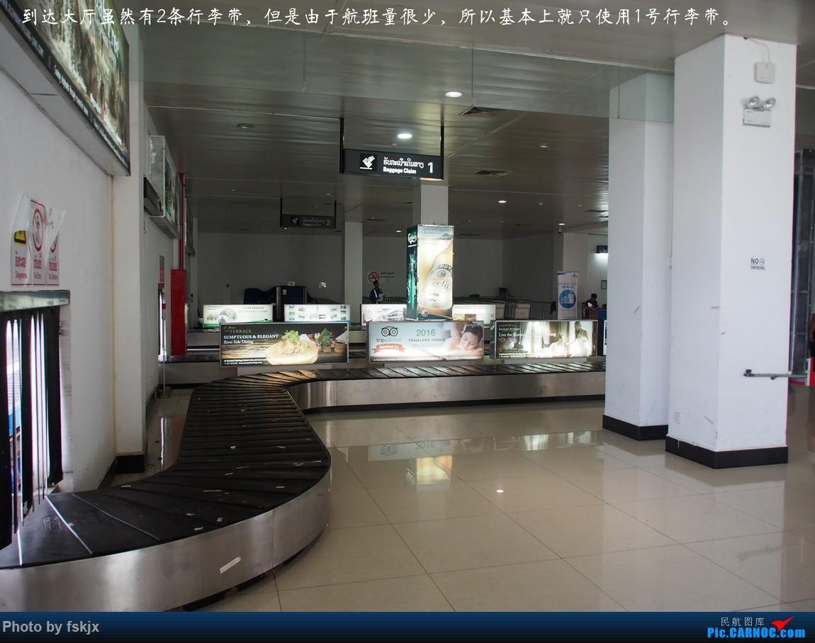 【fskjx的飞行游记☆56】随心而行·老挝万象&琅勃拉邦 ATR-72 RDPL-34176 老挝朗勃拉邦机场 老挝朗勃拉邦机场