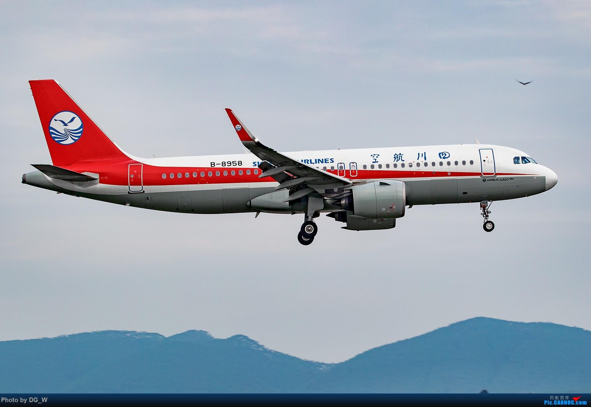 Re:[原创]【南宁飞友】烂天作业之空客专场 AIRBUS A320NEO B-8958 中国南宁吴圩国际机场
