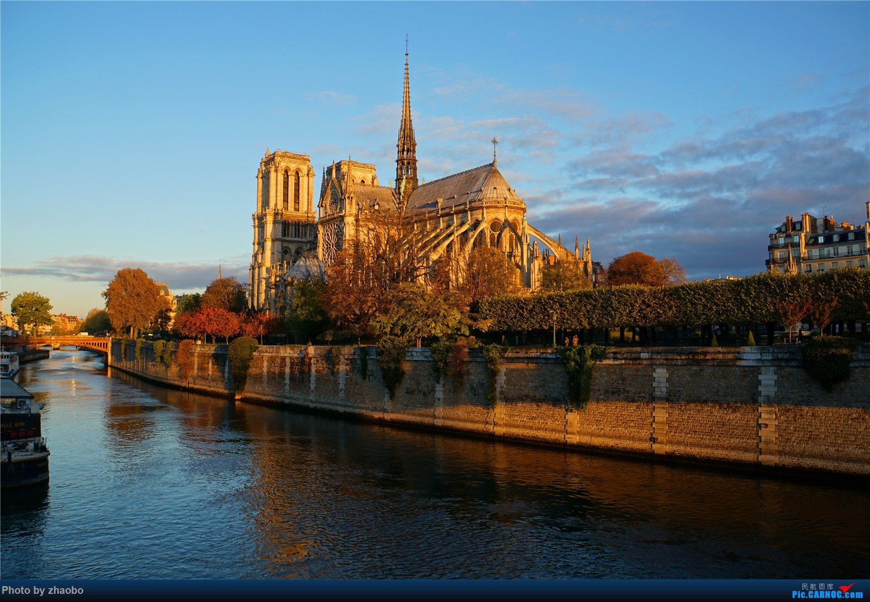 [原创]从北到南游欧洲:东航去国航返,巴黎罗马双城记,感受最宁静的巴黎圣母院和令人震撼的梵蒂冈博物馆
