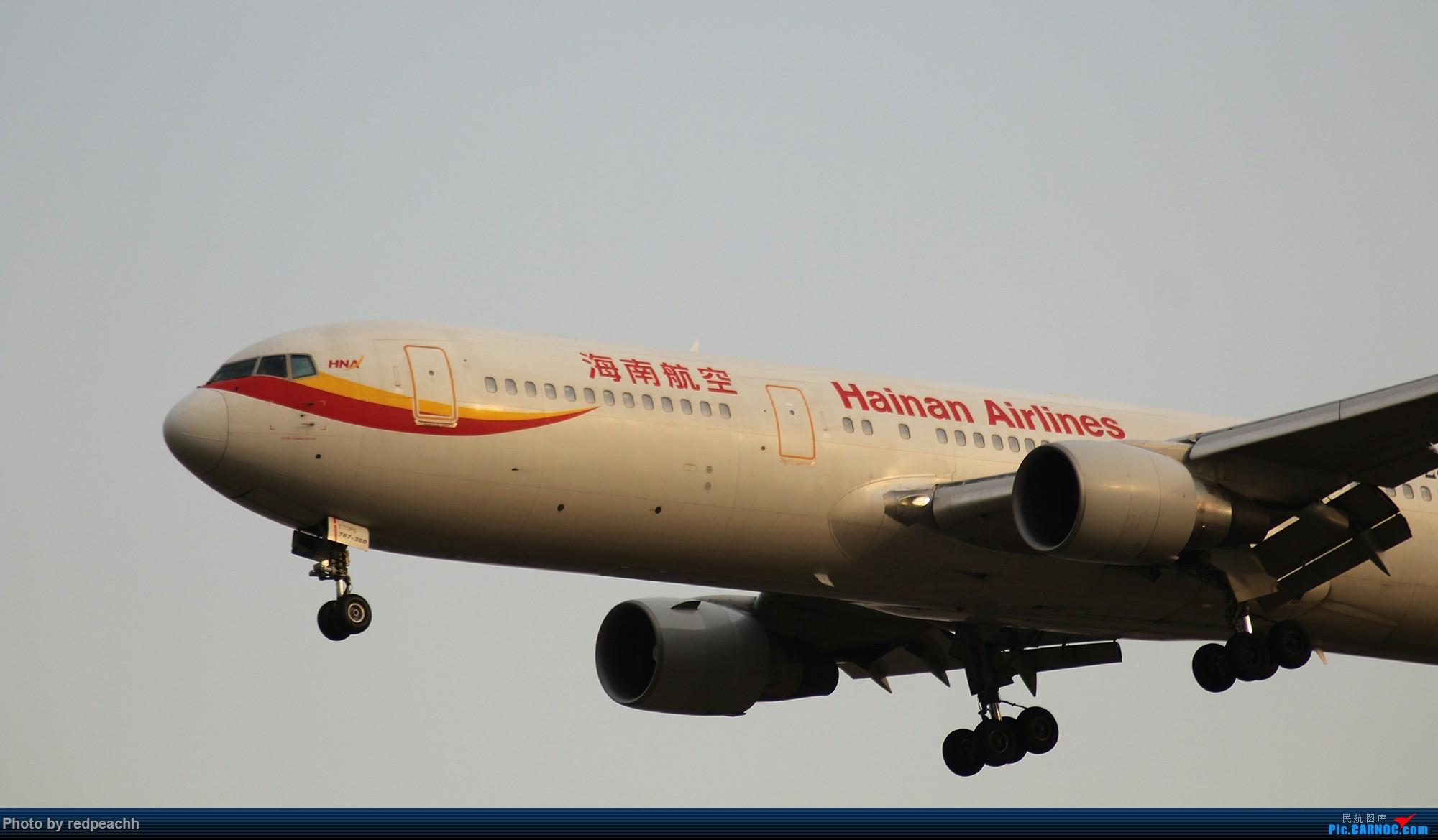 Re:[原创]渣机渣镜头之人生首次八卦台拍机(都是常规货) BOEING 767-300  中国北京首都国际机场