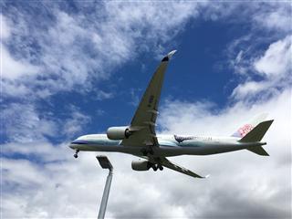 Re:[SYD] 华航A350帝雉号首航悉尼 + 村里的其他常客