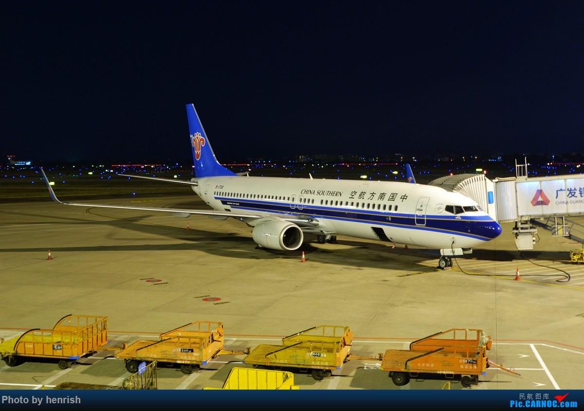 Re:[原创]【肥威的CAN】夜·白云6 BOEING 737-800 B-1700 中国广州白云国际机场