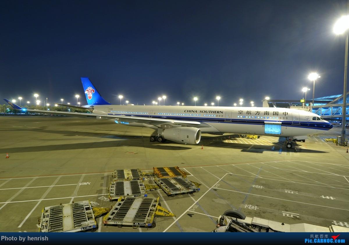 Re:[原创]【肥威的CAN】夜·白云6 AIRBUS A330-300 B-8365 中国广州白云国际机场