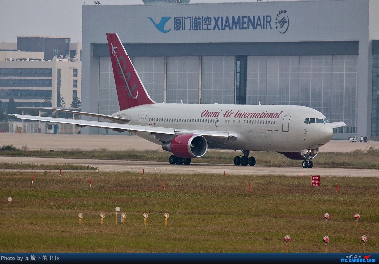 Re:[原创]【FOC飞友会】美国全能国际航空B767-200ER BOEING 767-200ER N207AX 中国福州长乐国际机场