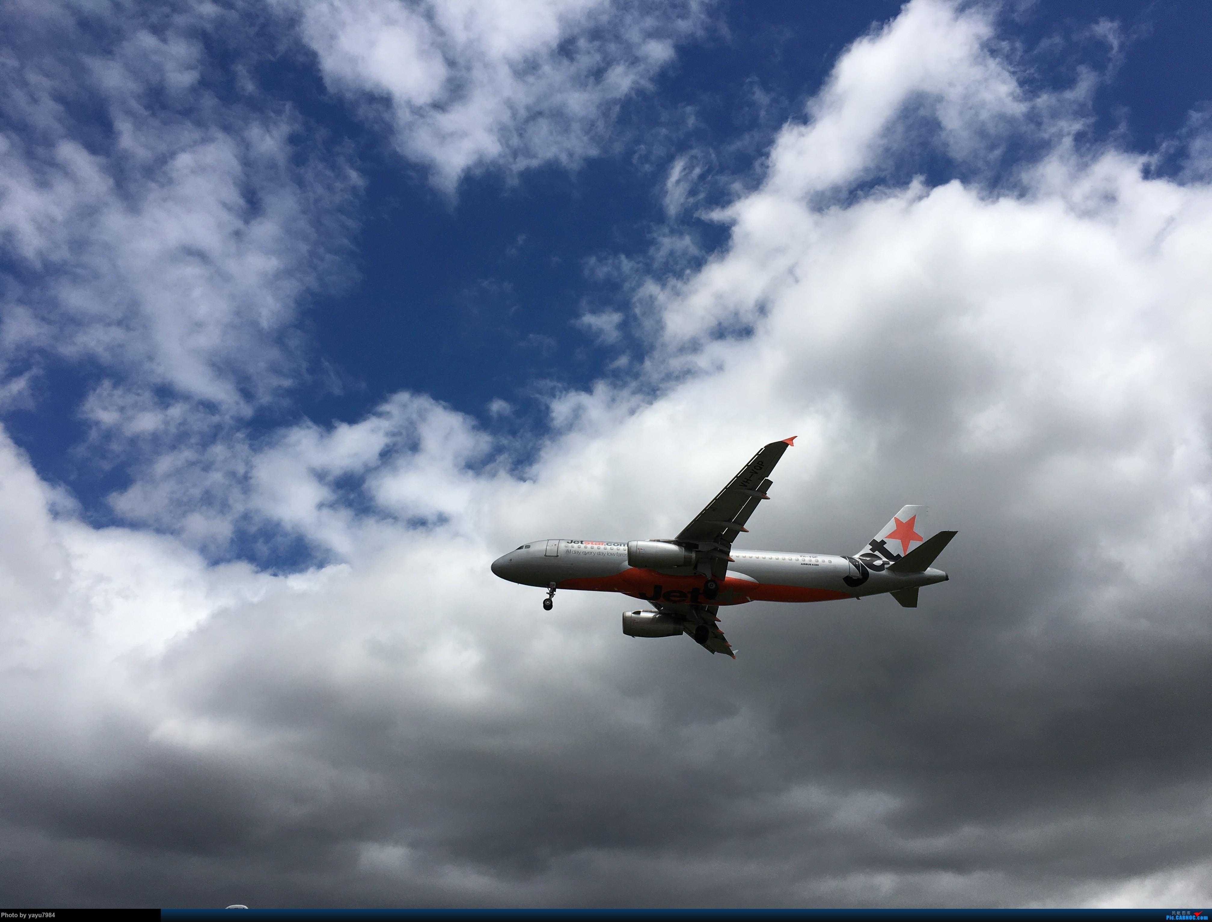 Re:[SYD] 华航A350帝雉号首航悉尼 + 村里的其他常客 AIRBUS A320-200 VH-VQP 澳大利亚悉尼金斯福德·史密斯机场