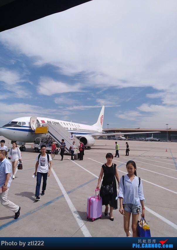 Re:[原创][原创]【天天飞旅】第八集:完美的暑假之行,国航老旧738初体验