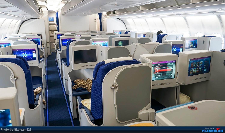 Re:[原创]《Simon游记》第五季第十四集 CAN-CTU-CAN CZ3437&CZ3414 论坛首发南航全新33W的旗舰体验以及各项测评,回程33B高经的简短记录 AIRBUS A330-300 B-8362