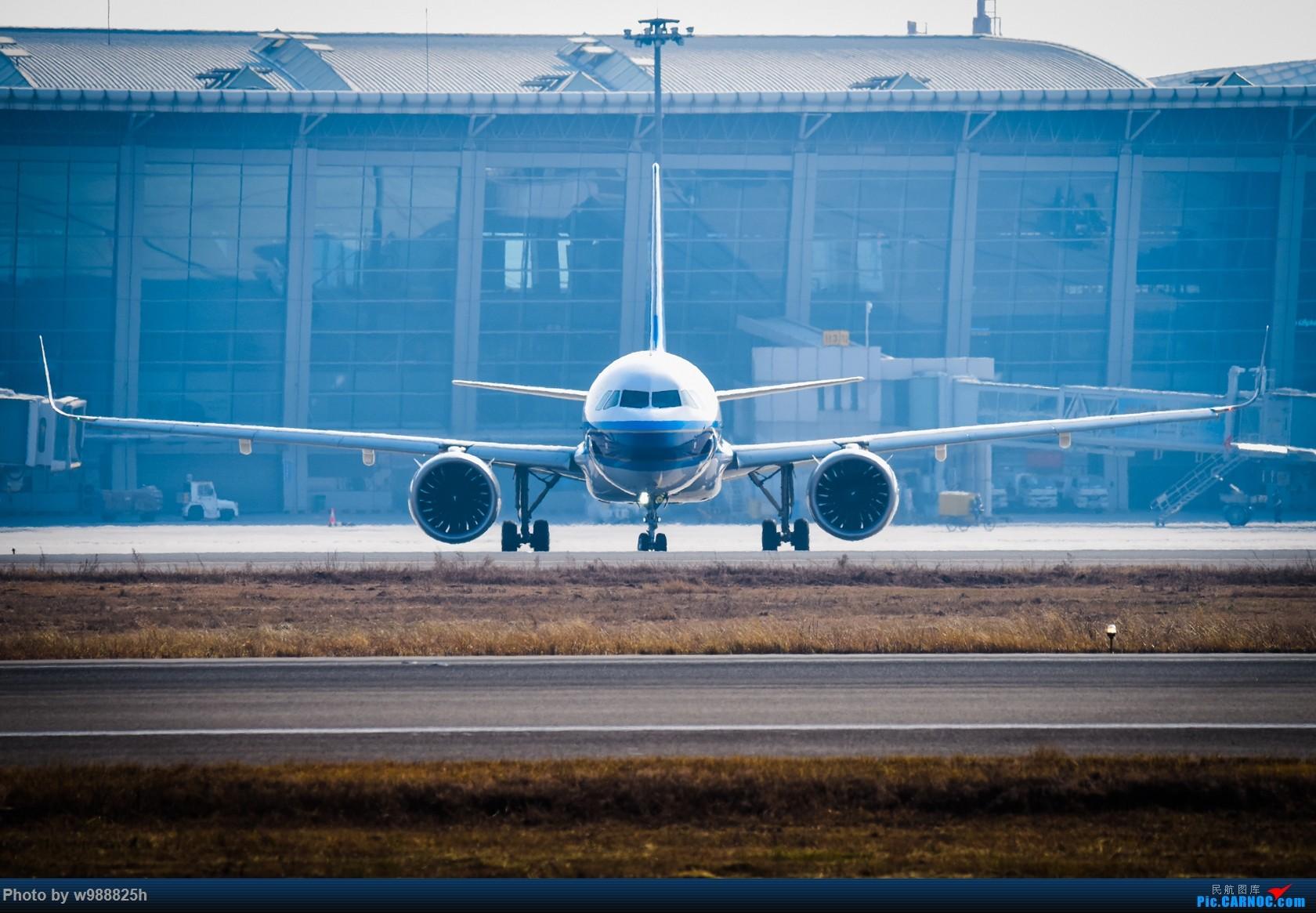 Re:【西安土著】换机后XIY首拍 就当提前给四千万庆功了 AIRBUS A320NEO B-8673 中国西安咸阳国际机场