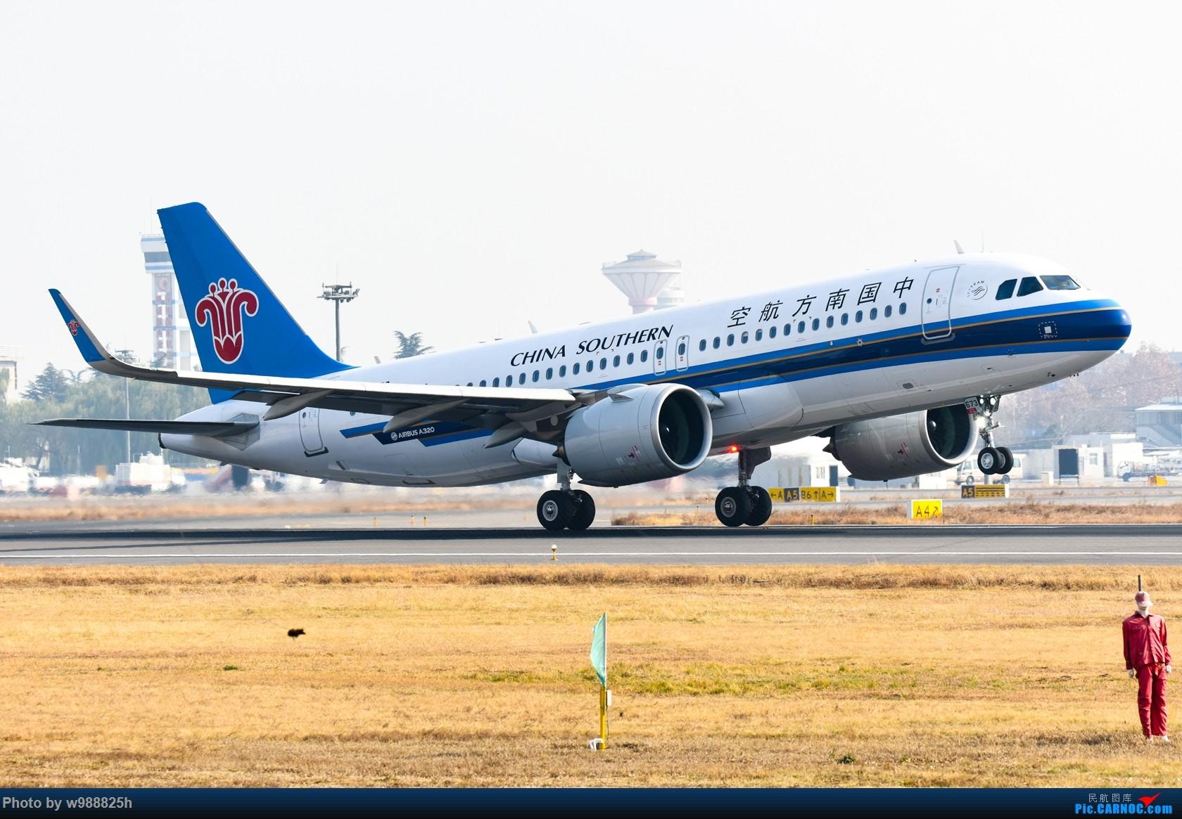 Re:[原创]【西安土著】换机后XIY首拍 就当提前给四千万庆功了 AIRBUS A320NEO B-8673 中国西安咸阳国际机场