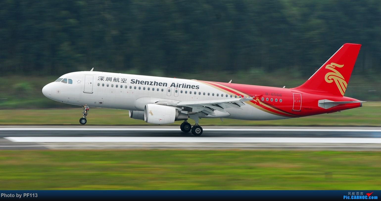 Re:[原创]双流机场二跑道拍着陆 AIRBUS A320-200 B-6566 中国成都双流国际机场