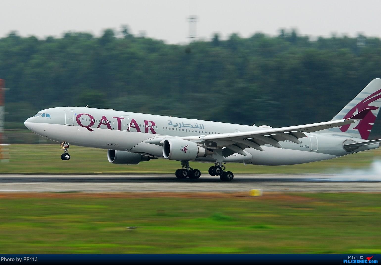 Re:[原创]双流机场二跑道拍着陆 AIRBUS A330-200 A7-ACD 中国成都双流国际机场