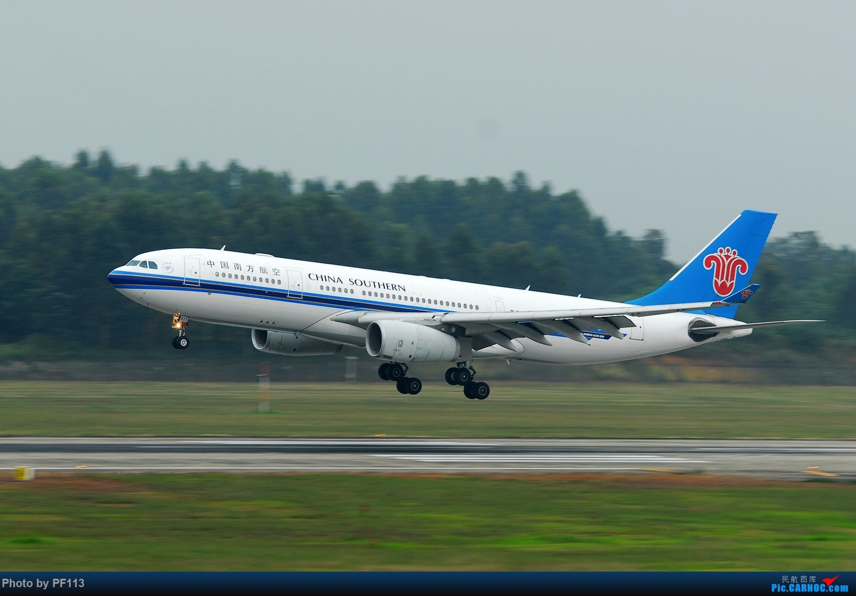 Re:[原创]CTU二跑道.着陆.1 AIRBUS A330-200 B-6077 中国成都双流国际机场