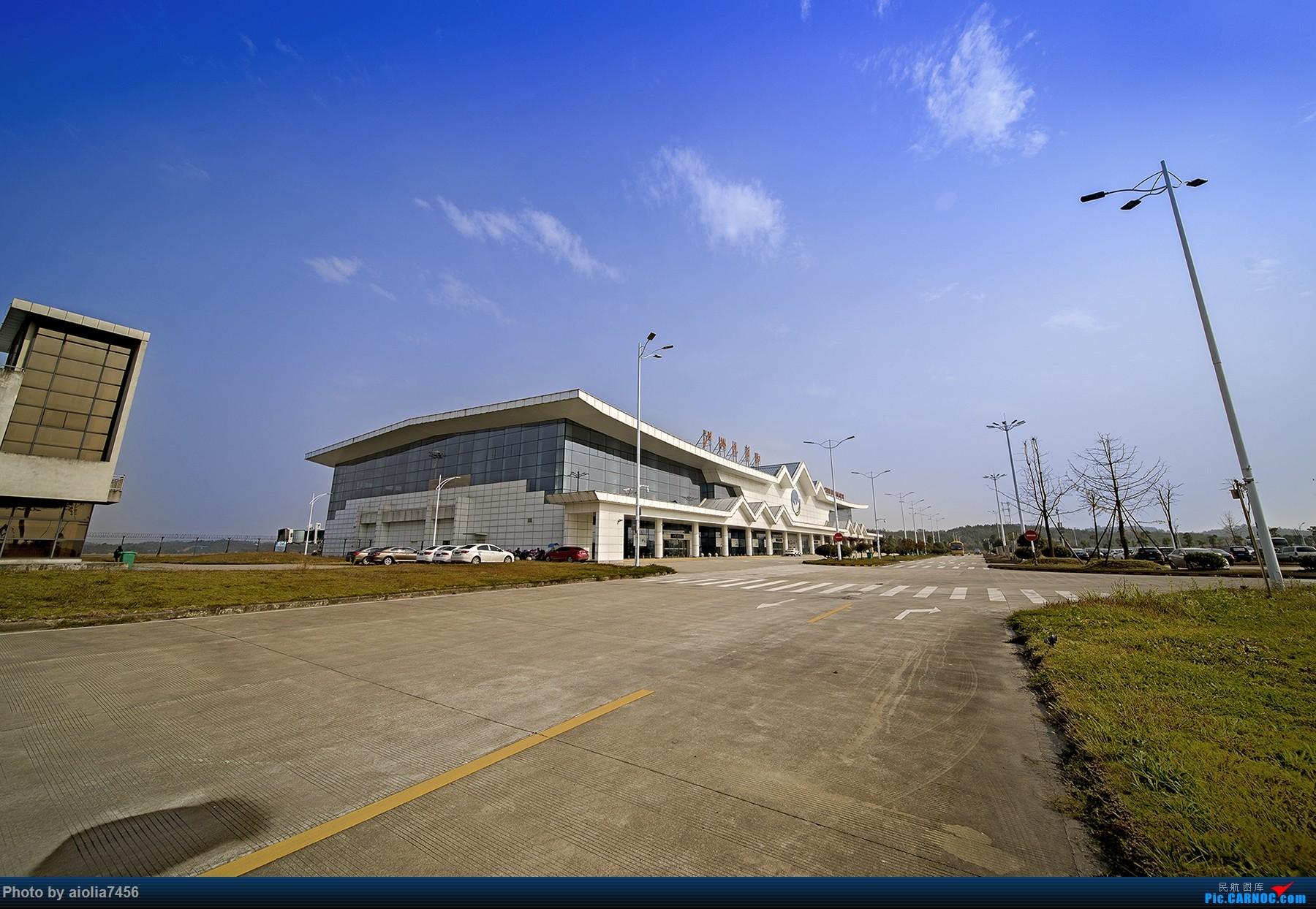 Re:[原创]【霸都打机队】换了机器后的第一帖-安徽小机场之旅    中国池州九华山机场