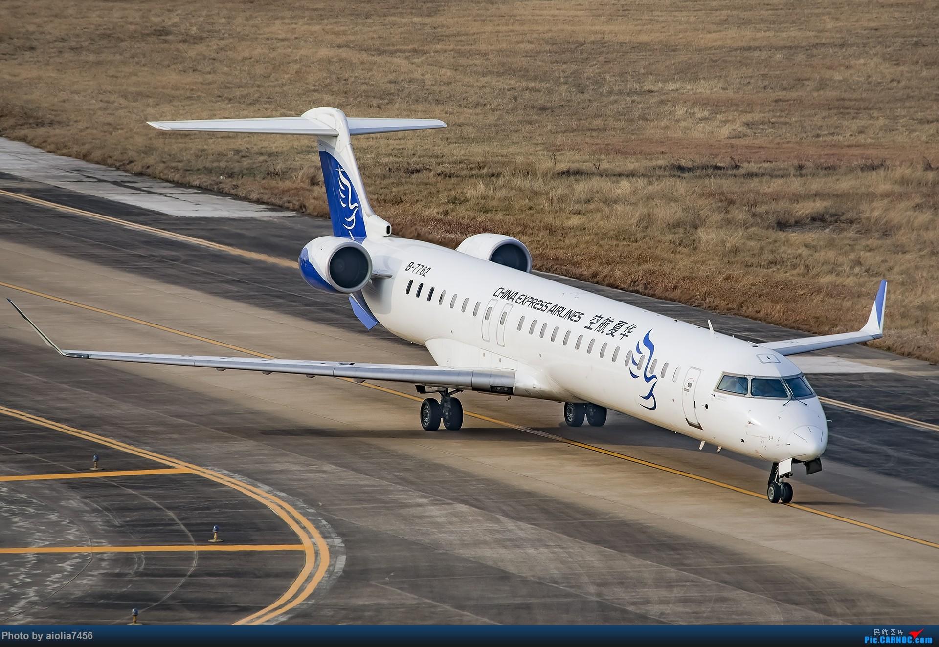 Re:[原创]【霸都打机队】换了机器后的第一帖-安徽小机场之旅 BOMBARDIER CRJ900NG B-7762 中国阜阳西关机场