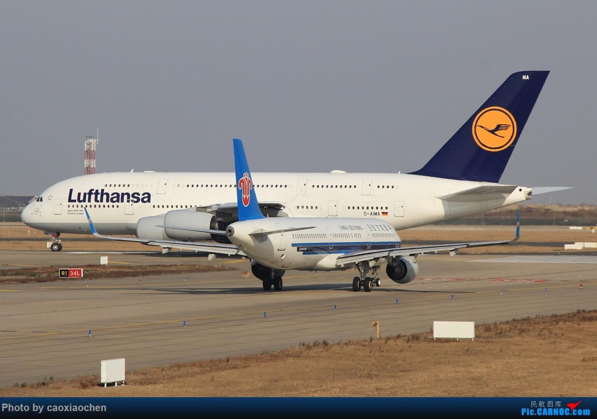 Re:[原创][PVG]零度拍机~迎来送往,晨昏无间! AIRBUS A380-800  中国上海浦东国际机场