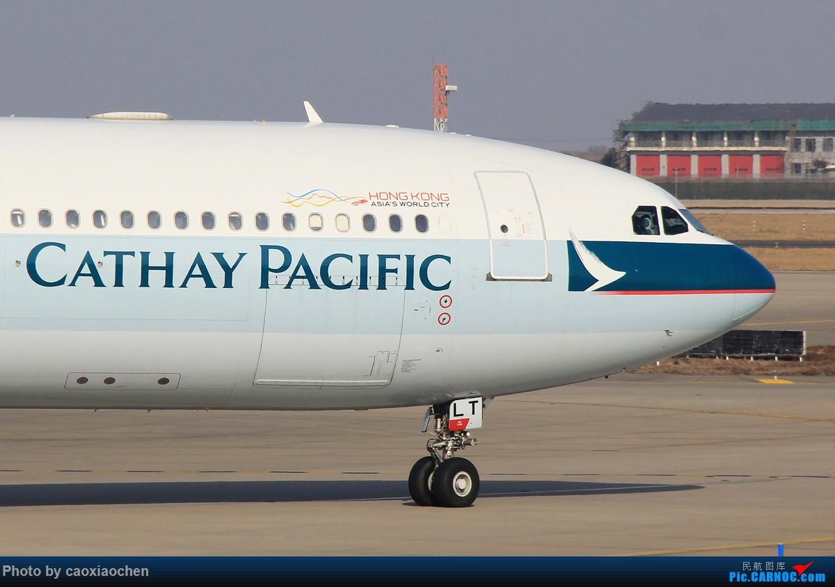 Re:[原创][PVG]零度拍机~迎来送往,晨昏无间! AIRBUS A330-300 B-HLT