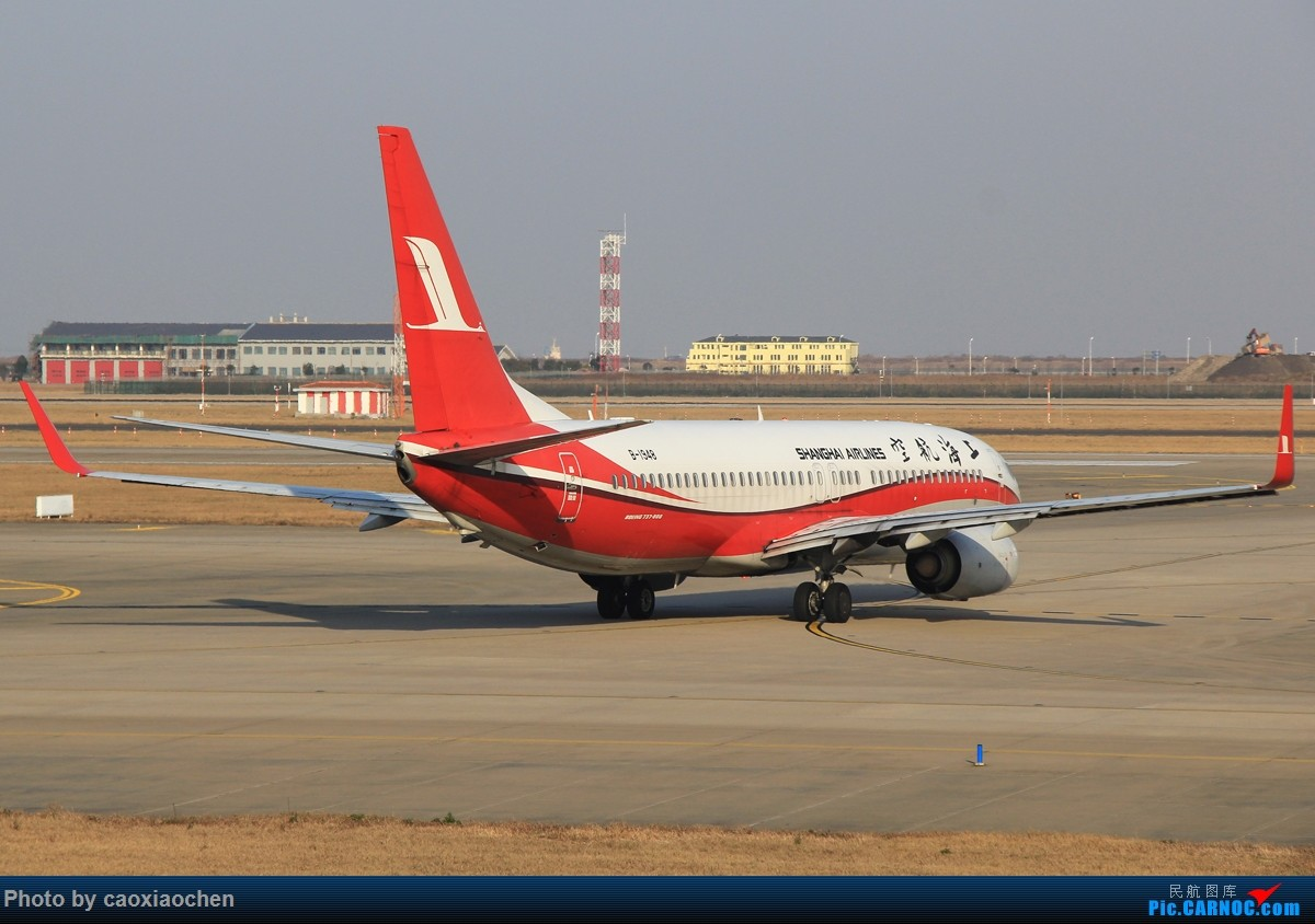 Re:[原创][PVG]零度拍机~迎来送往,晨昏无间! BOEING 737-800 B-1948 中国上海浦东国际机场