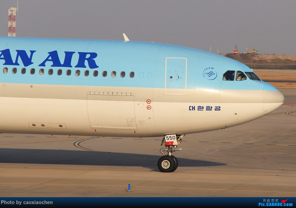 Re:[原创][PVG]零度拍机~迎来送往,晨昏无间! AIRBUS A330-300  中国上海浦东国际机场