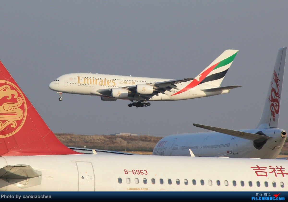 Re:[原创][PVG]零度拍机~迎来送往,晨昏无间! AIRBUS A320-200 B-6963 中国上海浦东国际机场