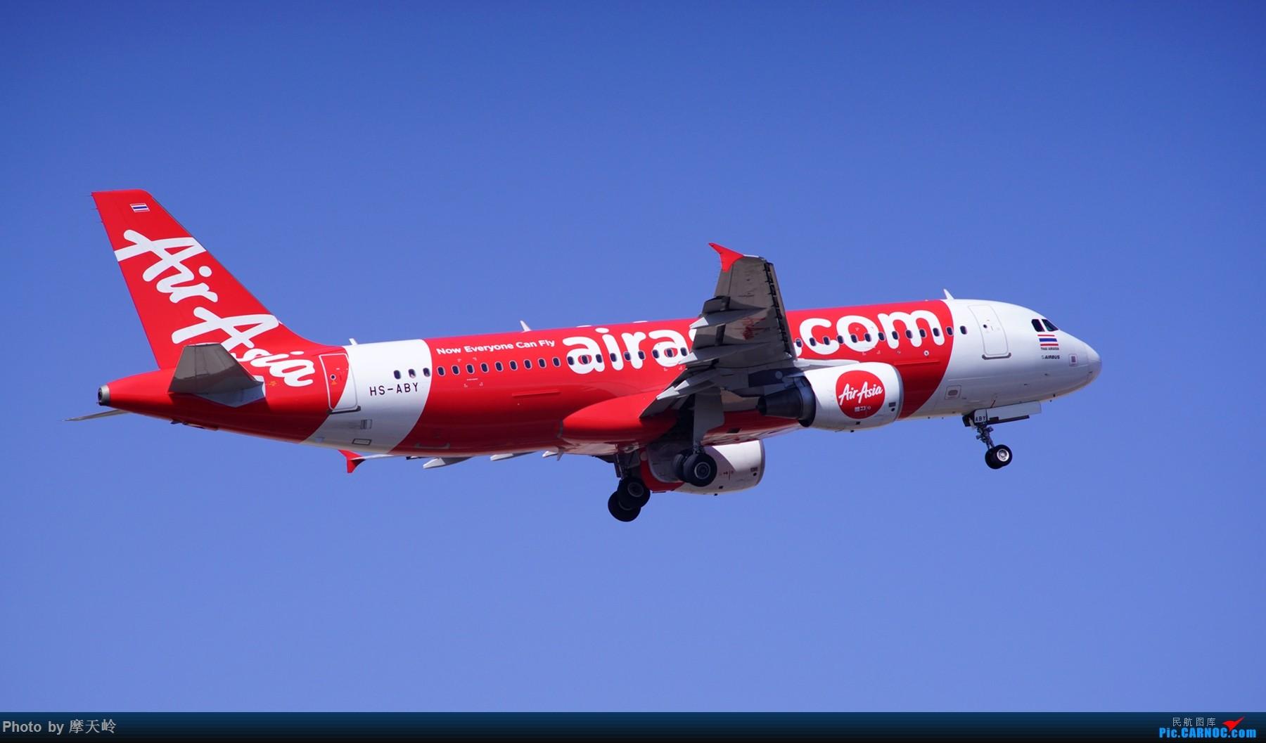 Re:[原创]长水尽是小家伙 AIRBUS A320-200 HS-ABY