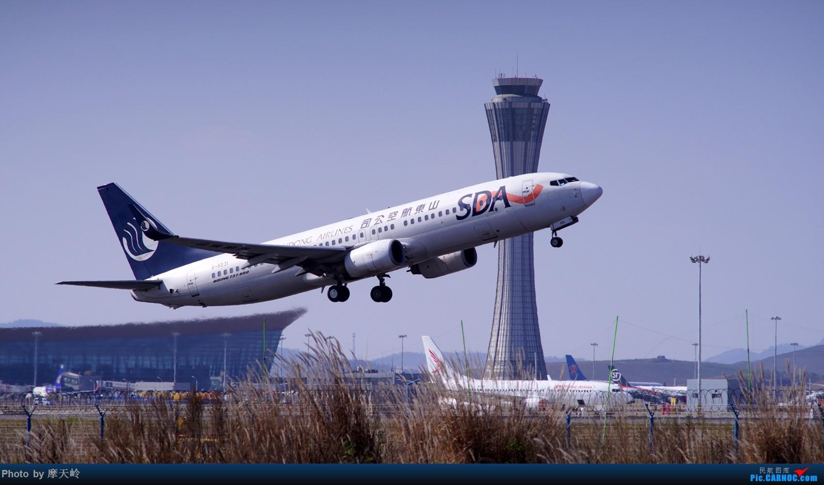 Re:[原创]长水尽是小家伙 BOEING 737-800 B-5531 中国昆明长水国际机场