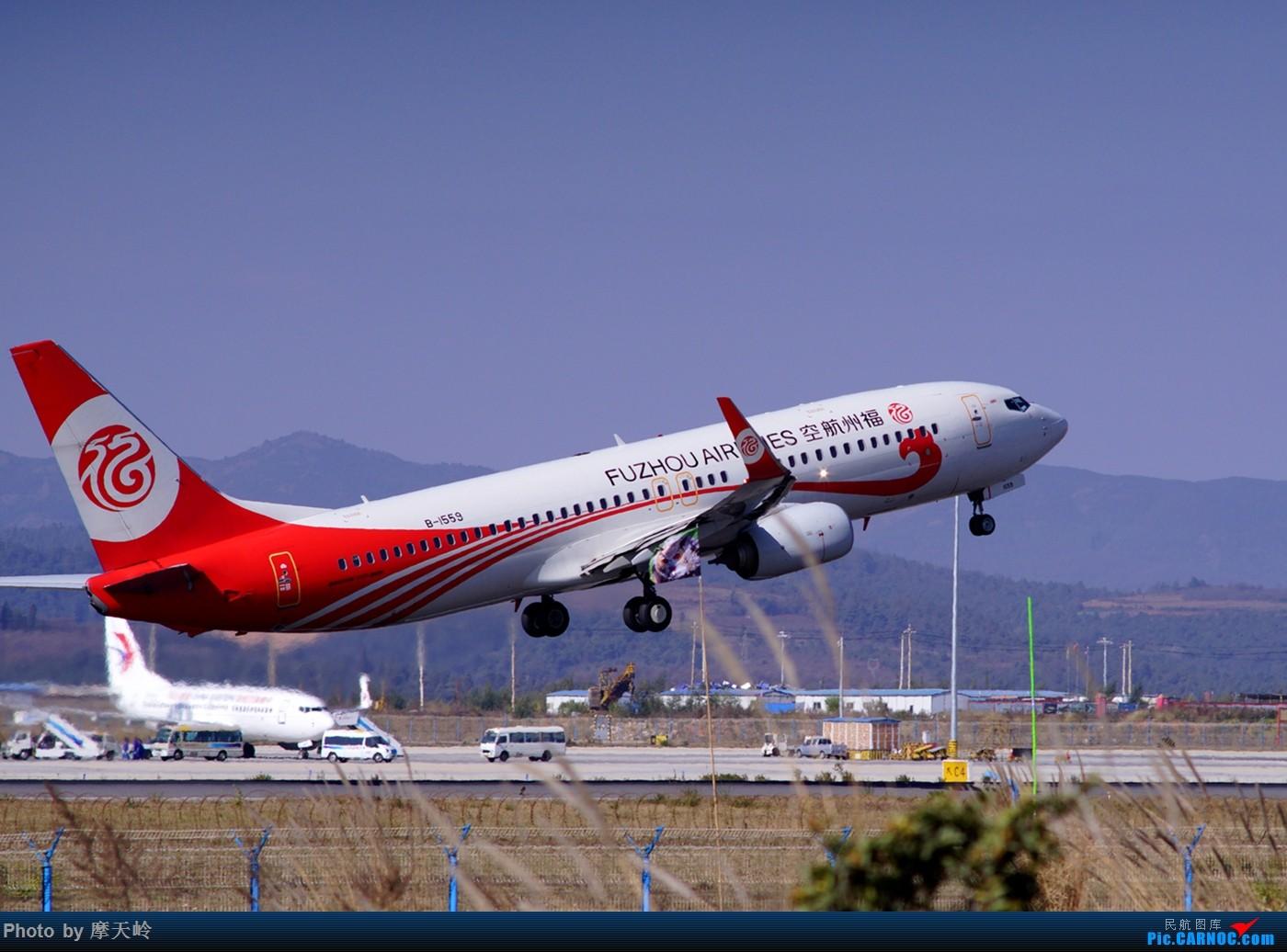 Re:[原创]长水尽是小家伙 BOEING 737-800 B-1557 中国昆明长水国际机场