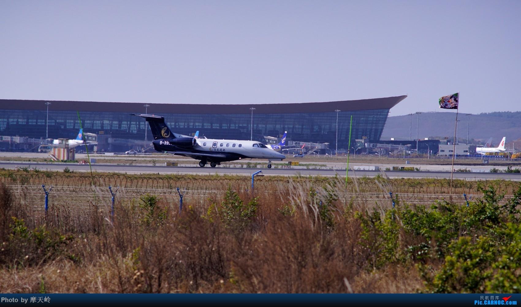 Re:[原创]长水尽是小家伙 EMBRAER PHENOM 300 B-3355 中国昆明长水国际机场