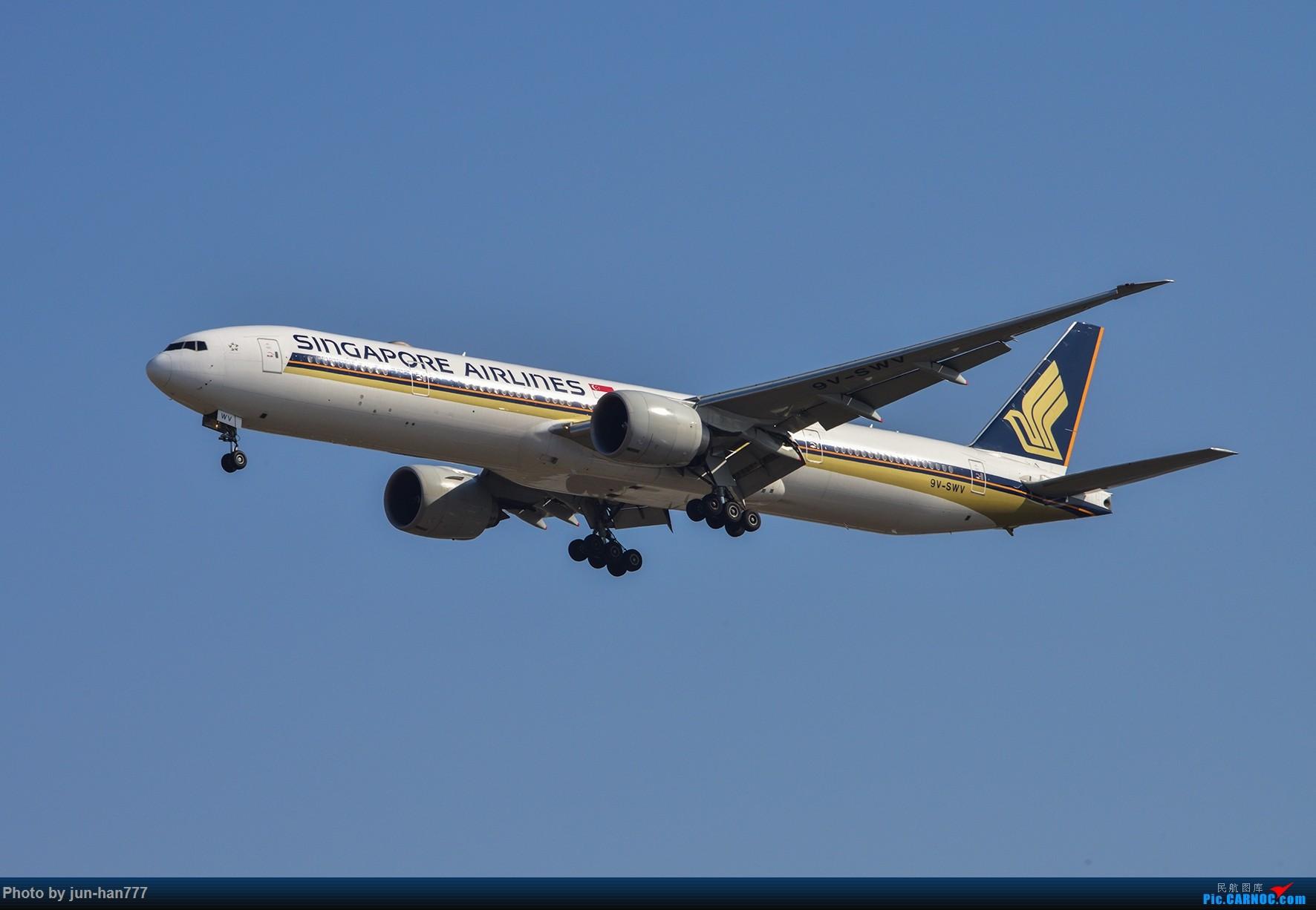 [原创]新航773 BOEING 777-300