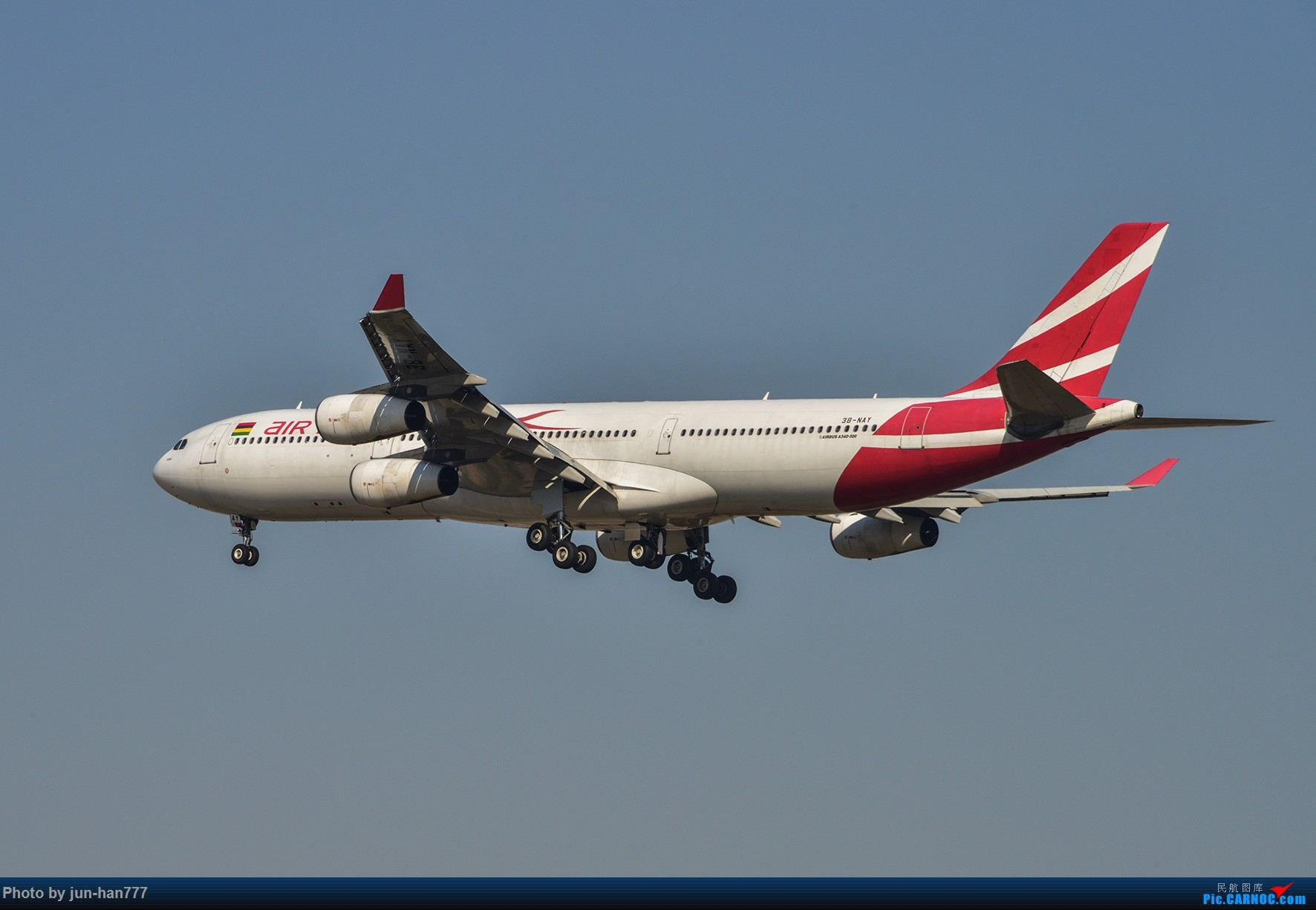 Re:毛航的343 AIRBUS A340-300