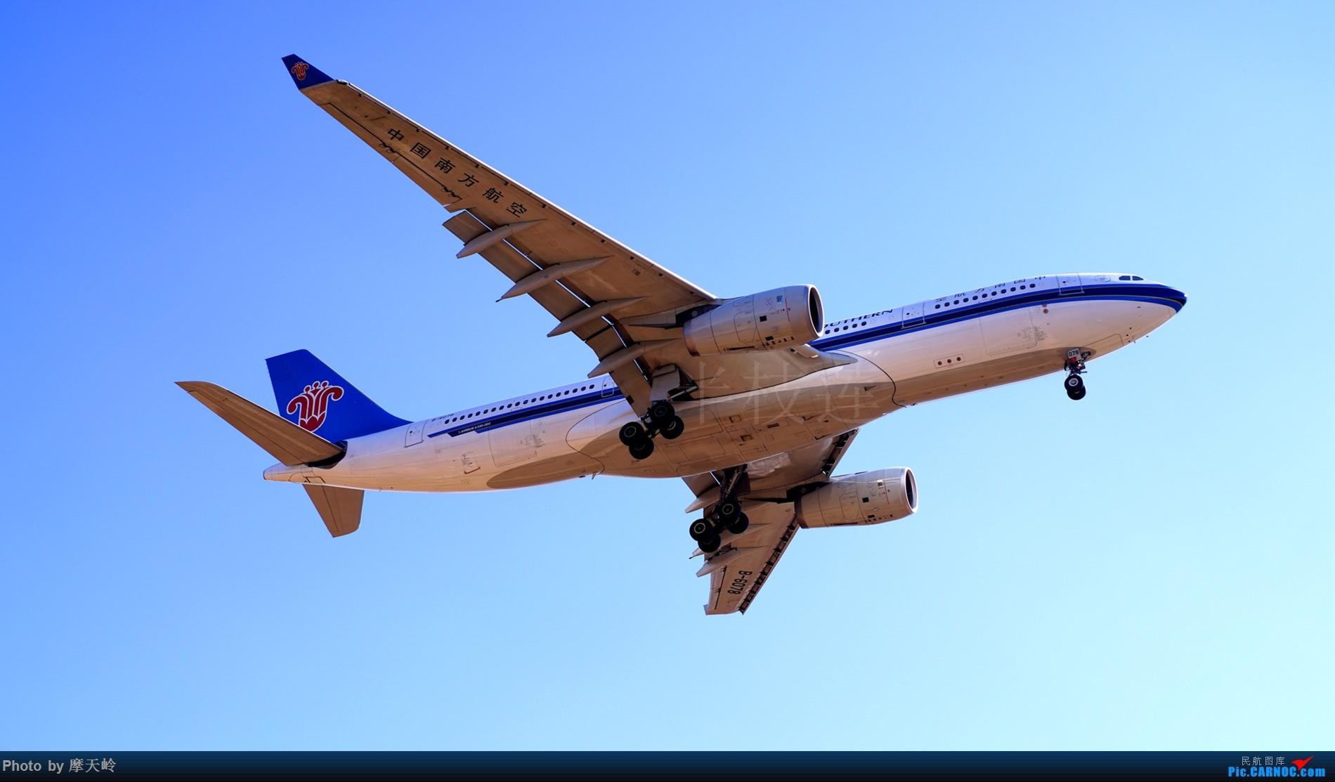[原创]长水西跑道 AIRBUS A330-200 B-6078 中国昆明长水国际机场