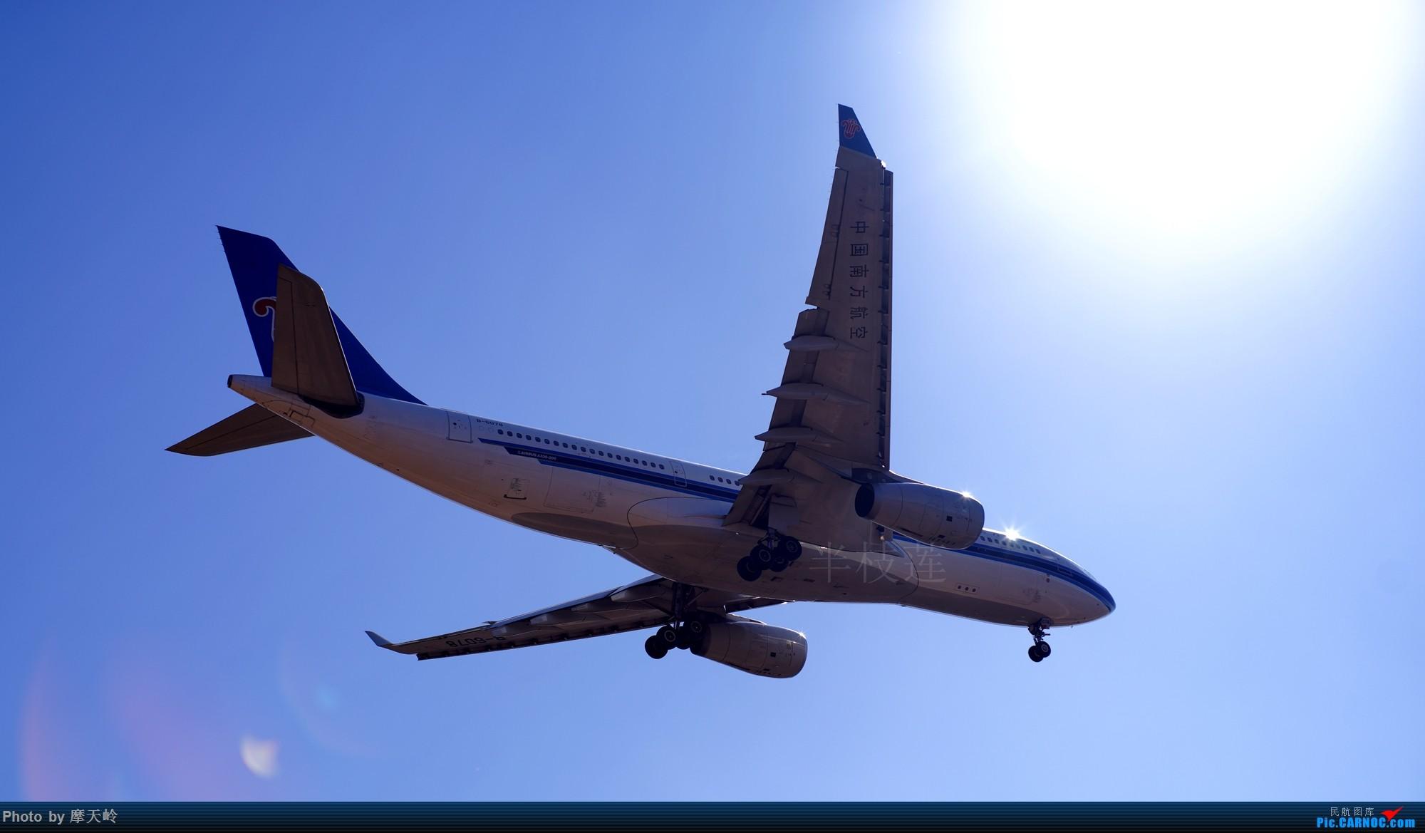 Re:[原创]长水西跑道 AIRBUS A330-200 B-6078 中国昆明长水国际机场