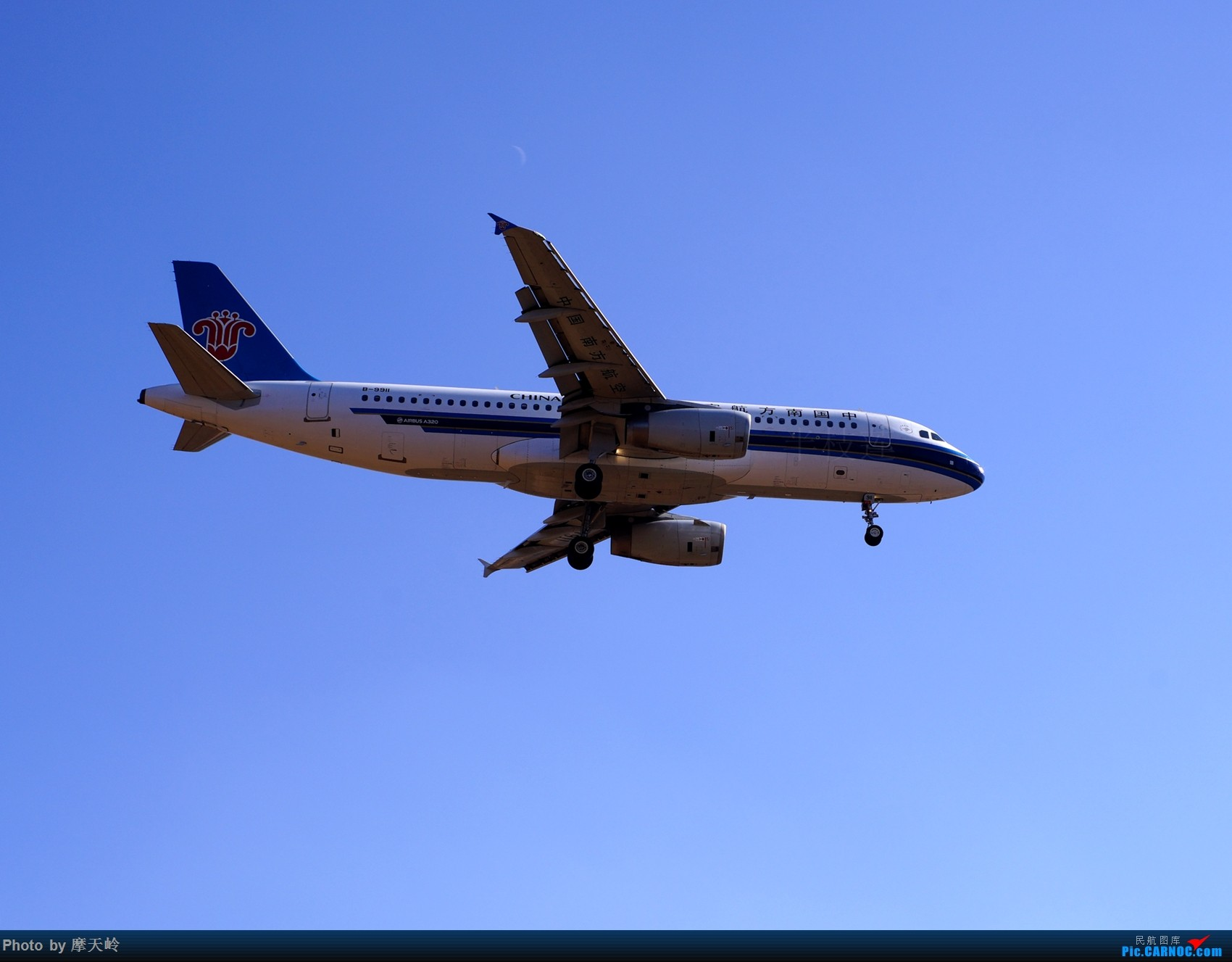 Re:[原创]长水西跑道 AIRBUS A320-200 B-9911 中国昆明长水国际机场