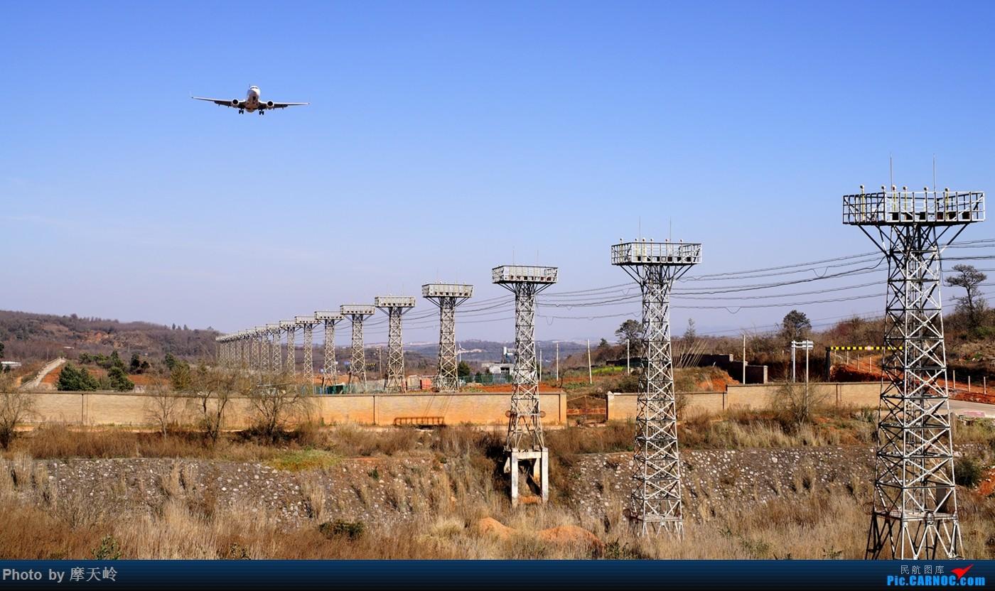 Re:[原创]长水西跑道    中国昆明长水国际机场