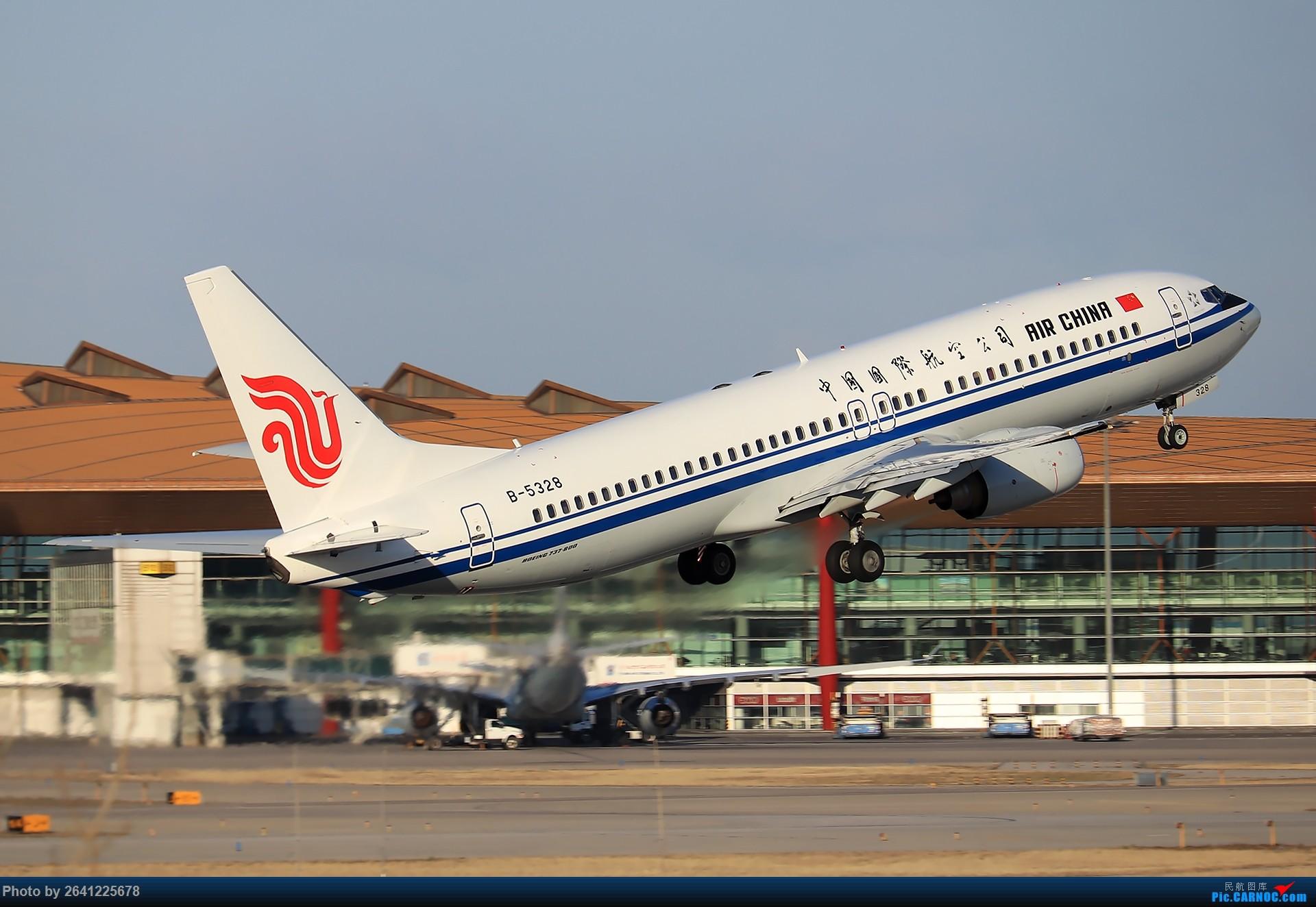Re:[原创]【ZBAA】飞•向•朝•阳 BOEING 737-800 B-5328 中国北京首都国际机场