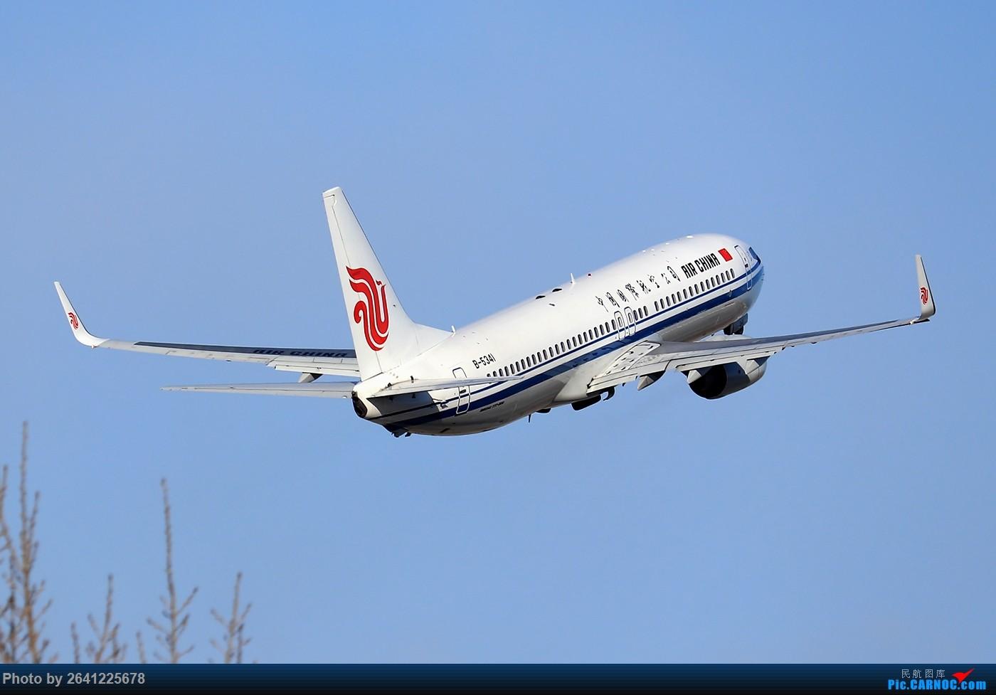Re:[原创]【ZBAA】飞•向•朝•阳 BOEING 737-800 B-5341 中国北京首都国际机场