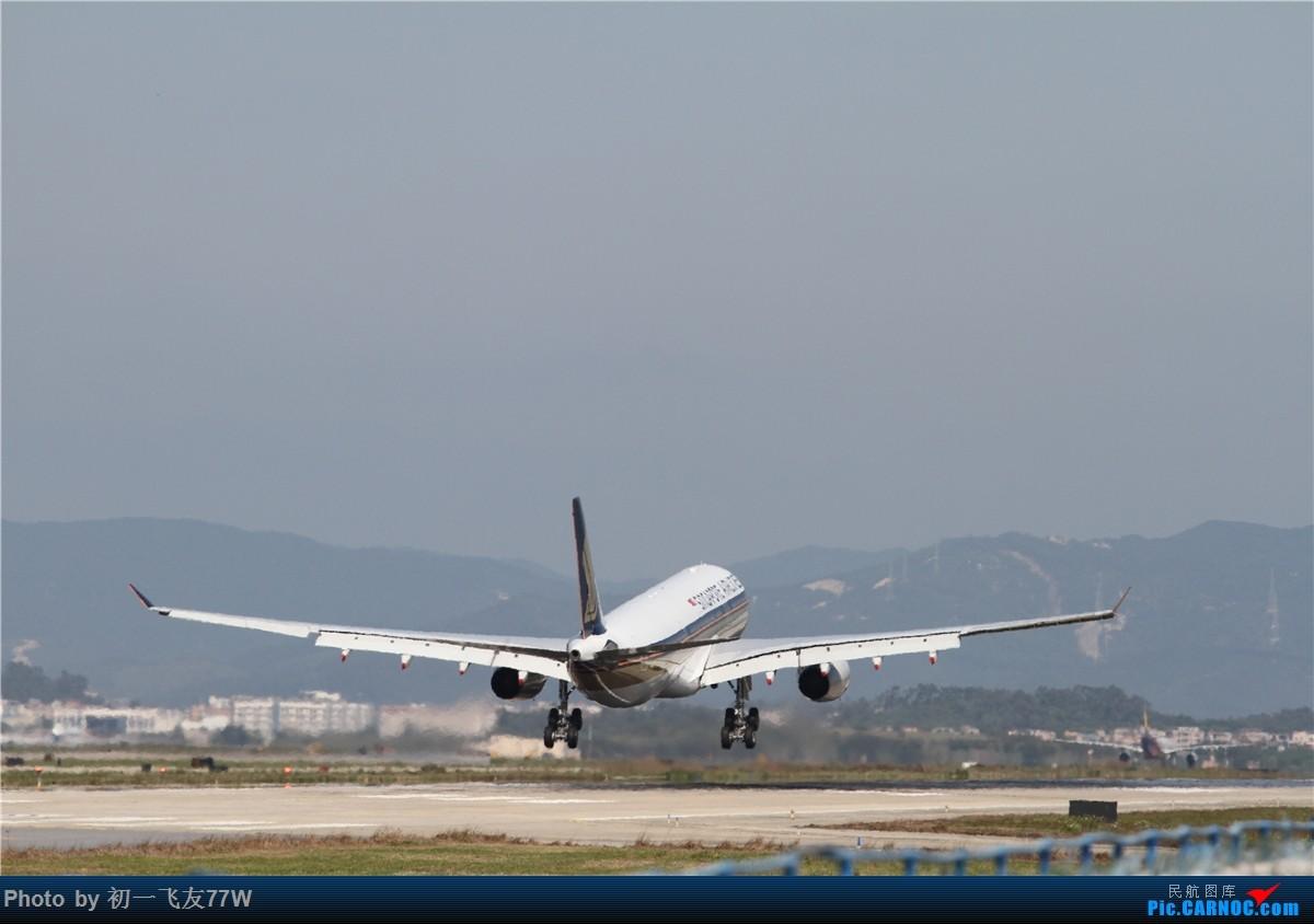 Re:[原创]【多图党】1200*800又是CAN,又是团结村土堆,又是明星村 第二集 AIRBUS A330-300