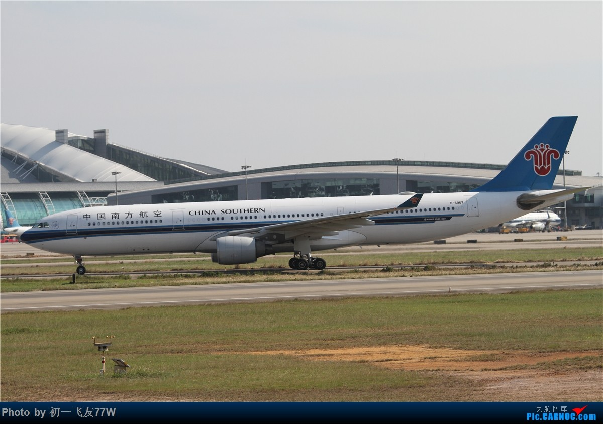 Re:[原创]【多图党】1200*800又是CAN,又是团结村土堆,又是明星村 第二集 AIRBUS A330-300 B-5967