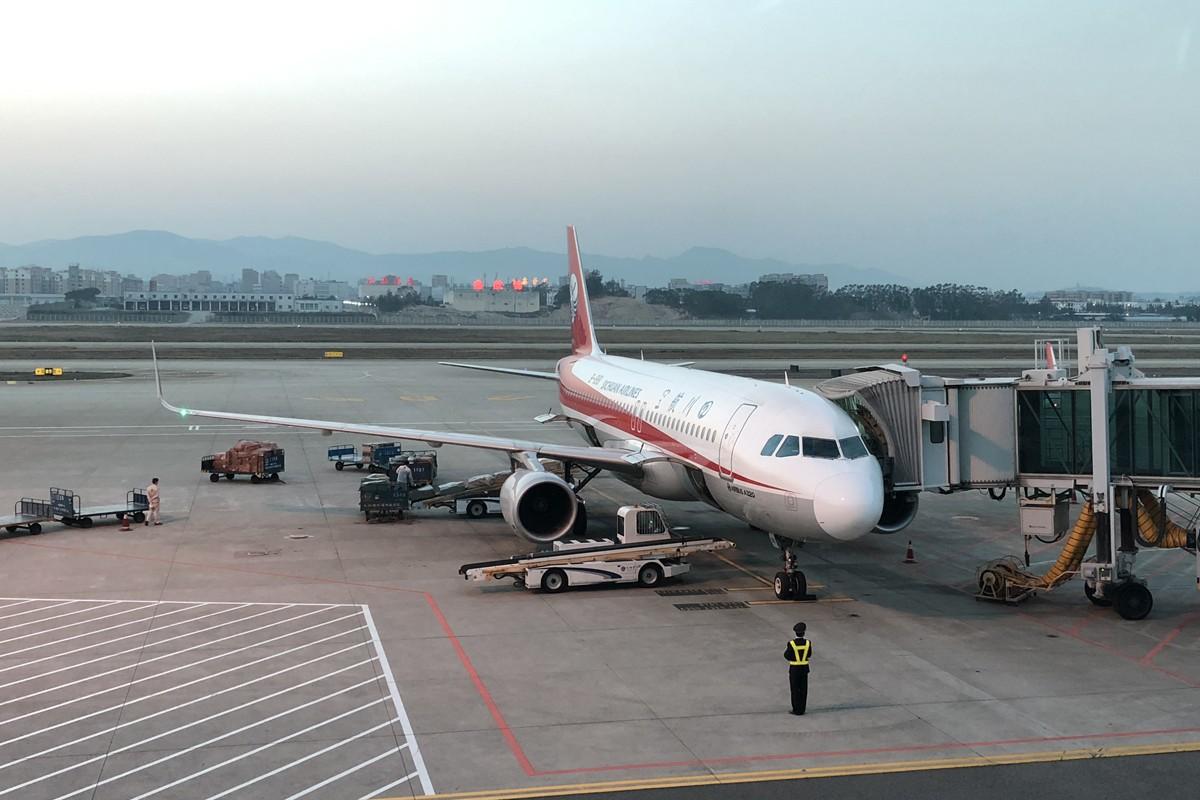 Re:[原创]一次为了坐飞机而坐飞机的微旅行 #PVG-FOC# 短途体验到了MU的新旗舰77W