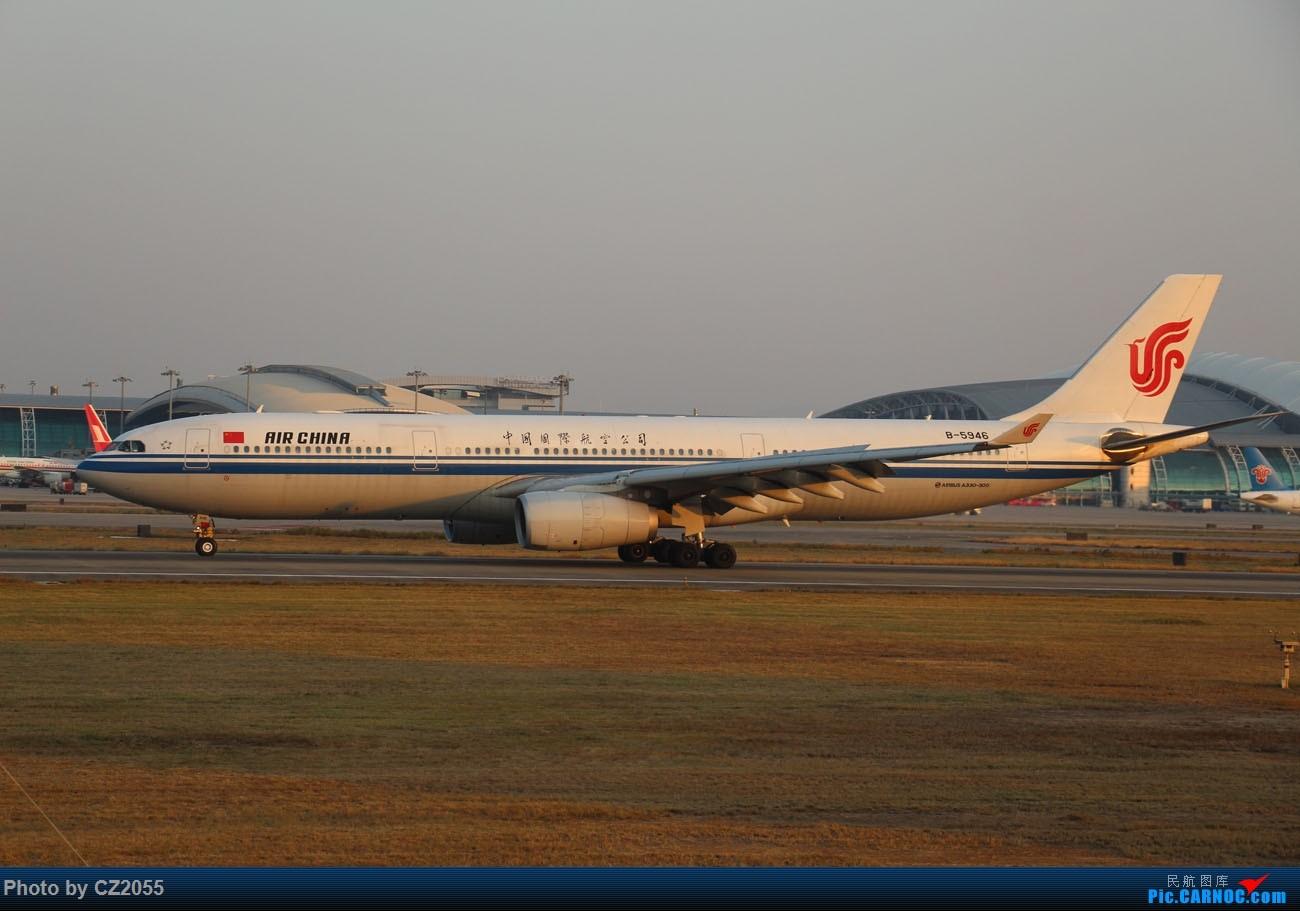 Re:[原创]【CZ2055】【CAN】马上就2018了,2017还没打过鸟。 AIRBUS A330-300 B-5946 中国广州白云国际机场