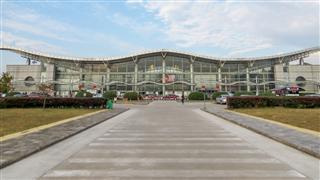 Re:【杭州飞友会】落日时刻的黄山机场艳色耀目,塞斯纳208