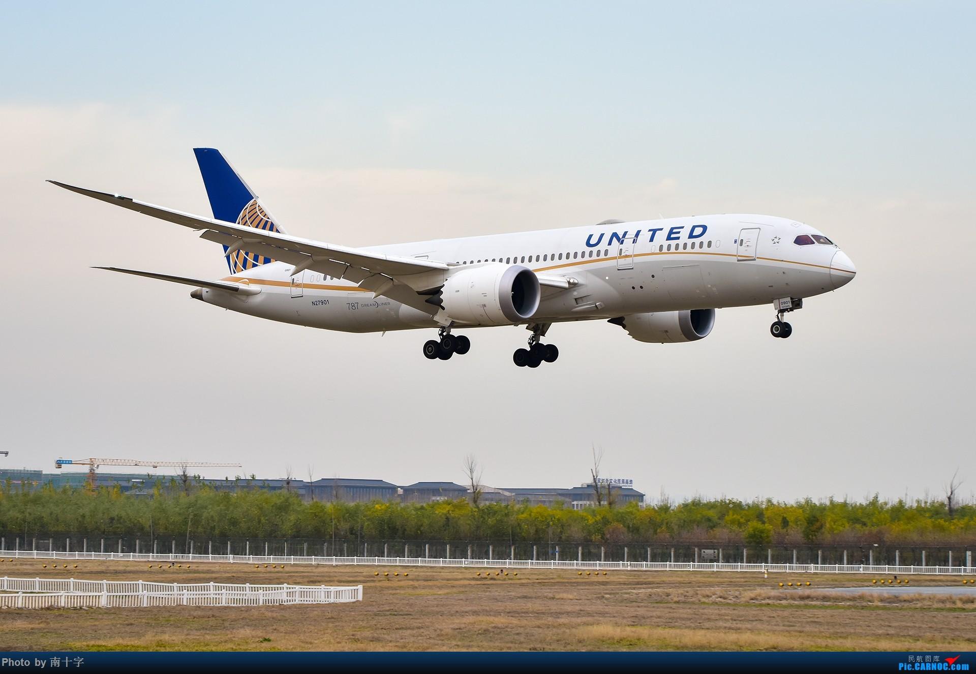「懒癌晚期突然来了精神」发发十一月的一次PEK拍机 BOEING 787-8 N27901 中国北京首都国际机场