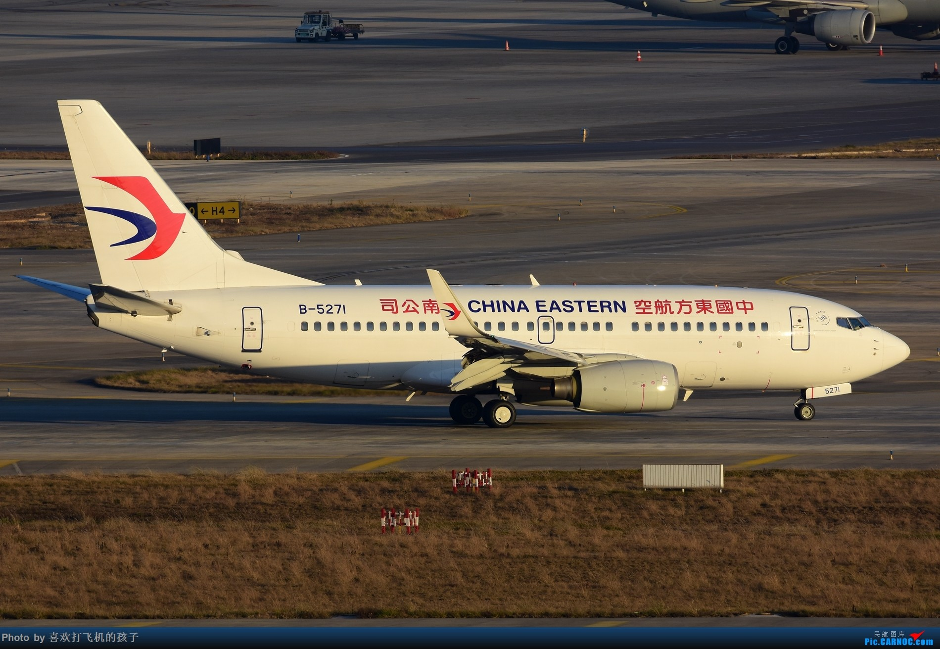 Re:[原创]【昆明飞友会】2017年最后一贴,昆明长水国际机场 BOEING 737-700 B-5271 中国昆明长水国际机场