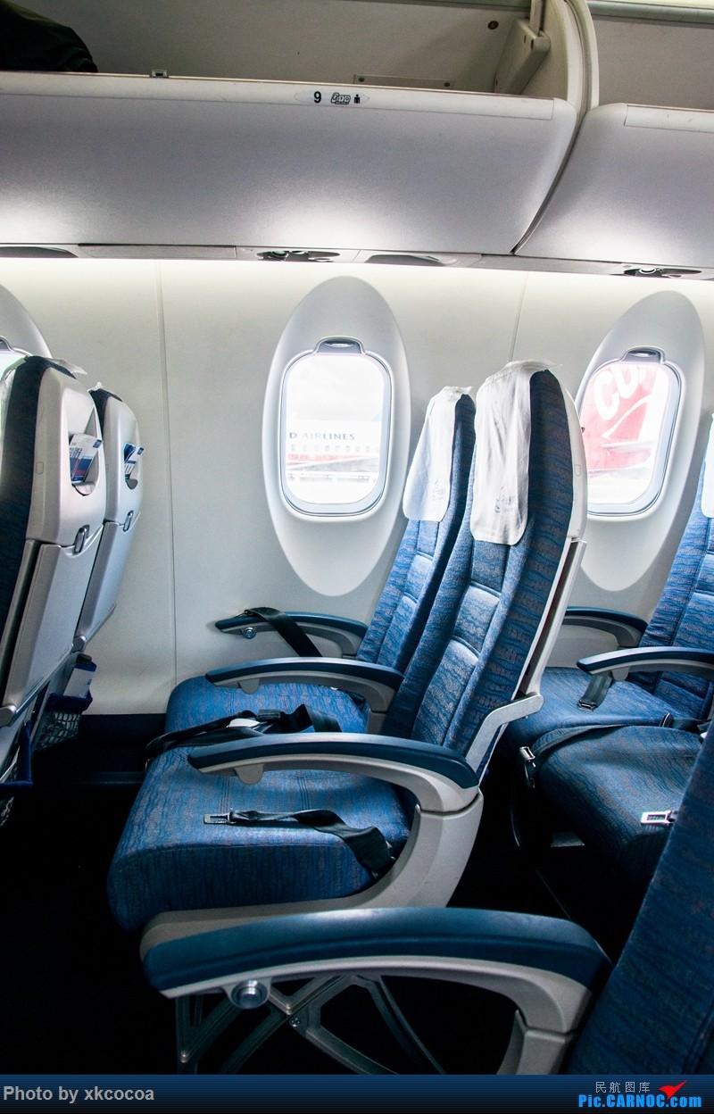 Re:[原创]ARJ21体验及同类型灰机大比拼(持续更新中,第三航段CRJ900贵阳-铜仁-长沙) BOMBARDIER CRJ900NG B-3369 中国铜仁凤凰机场