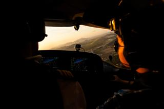 Re:【杭州飞友会】我的圈子飞上天,纪首次 驾驶飞机有感