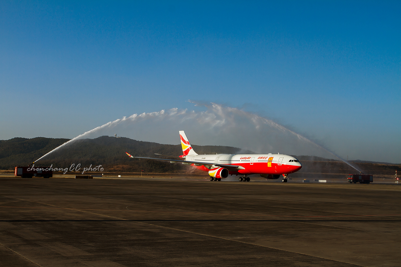 [原创]【chenchangCC】祥鵬航空迎来第一架自主引进的A330-300 AIRBUS A330-300 B-1059 中国昆明长水国际机场