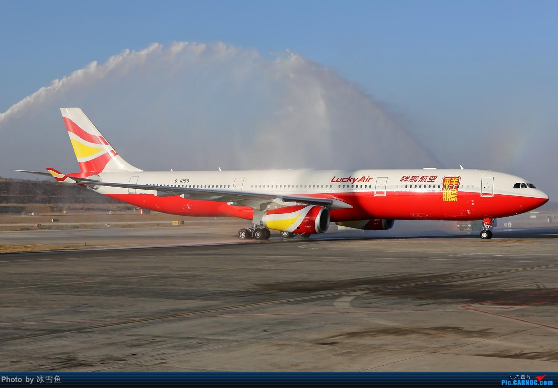 Re:[原创]【BLDDQ-昆明飞友会】发个帖——2017年的最后一天 AIRBUS A330-300 B-1059 中国昆明长水国际机场