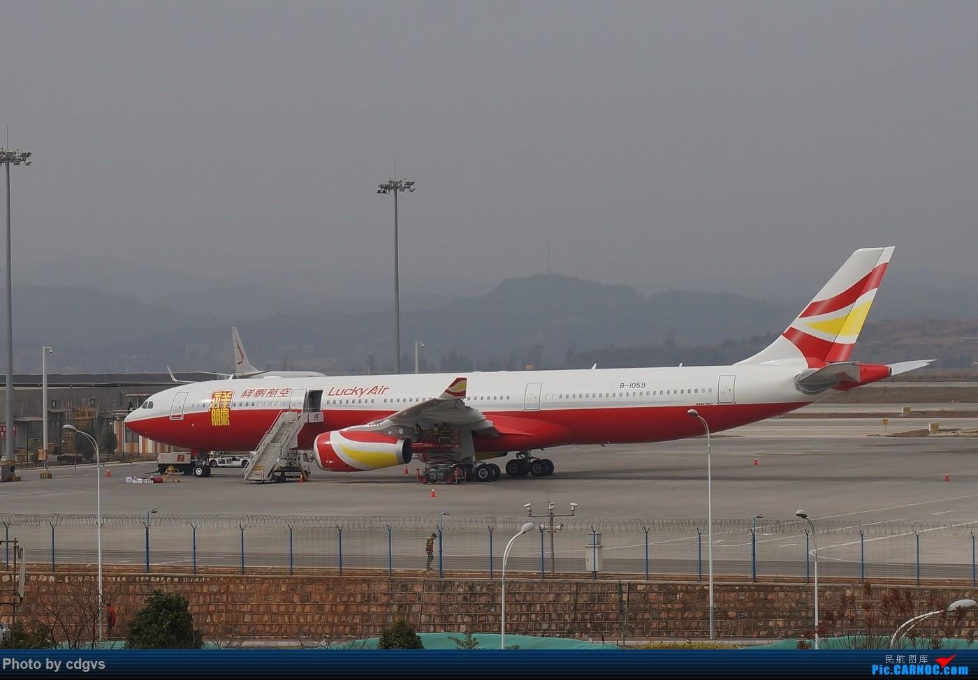 东航&南航 省内刷航段,飞空客波音两种不同机型 airbus a330-300 b-10图片
