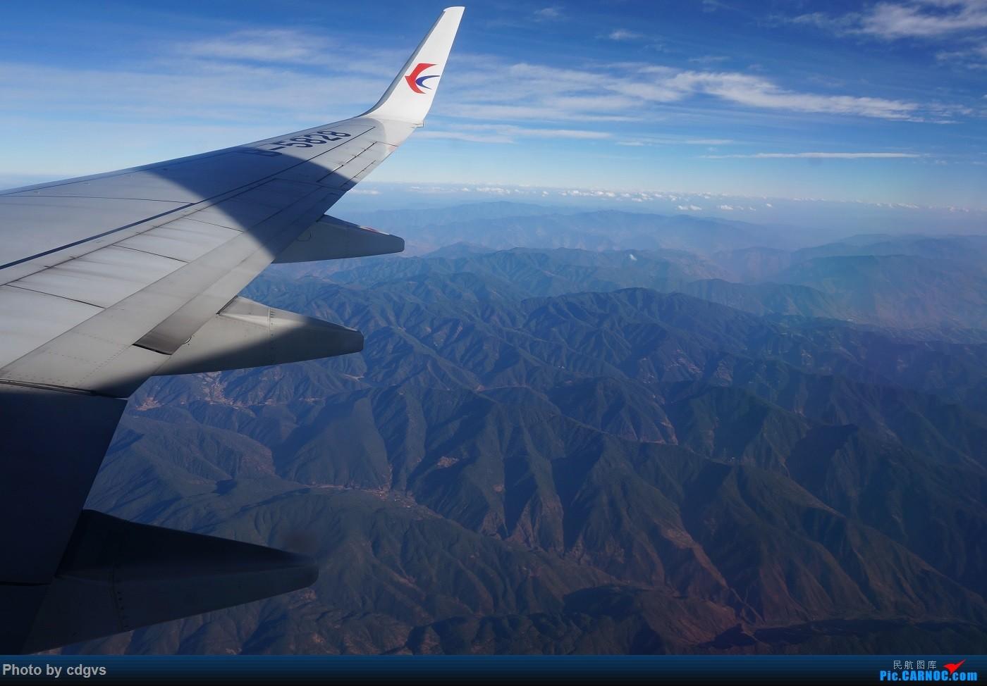 Re:[原创]KMG-LJG-KMG 东航&南航 省内刷航段,飞空客波音两种不同机型