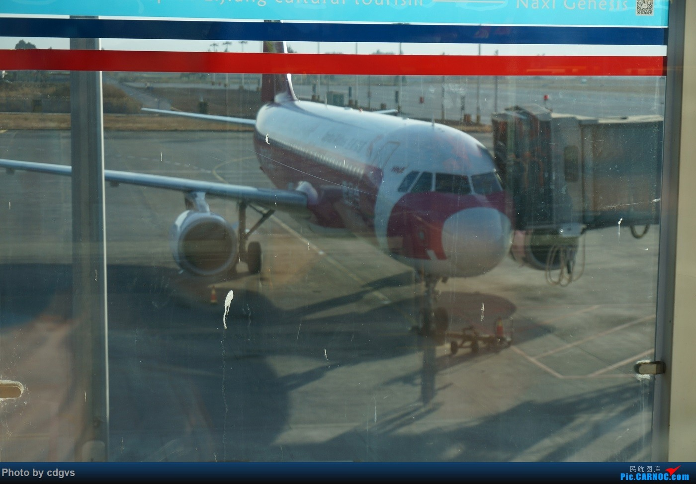Re:KMG-LJG-KMG 东航&南航 省内刷航段,飞空客波音两种不同机型 AIRBUS A320-200 B-1621 中国丽江三义机场